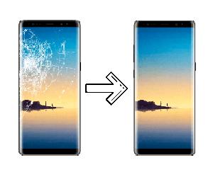 Samsung Display Reparatur
