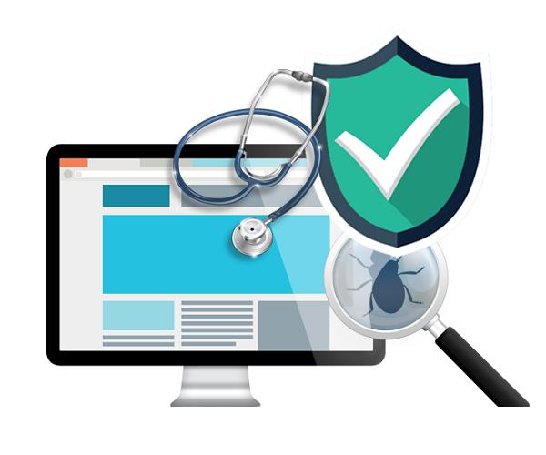 Virus- und Spyware Beseitigung
